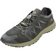 The North Face Litewave Flow Lace Shoes Men Black Ink Green/Four Leaf Clover